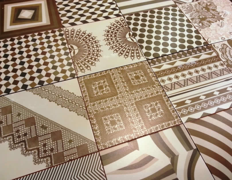 Patterned Floor Tiles Sydney Feature Wall Tiles Cement