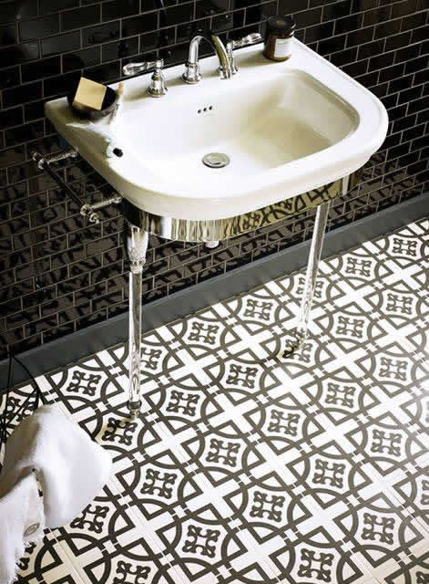 Delightful Art Deco Tiles Sydney. Bathroom Floor Sydney Part 12