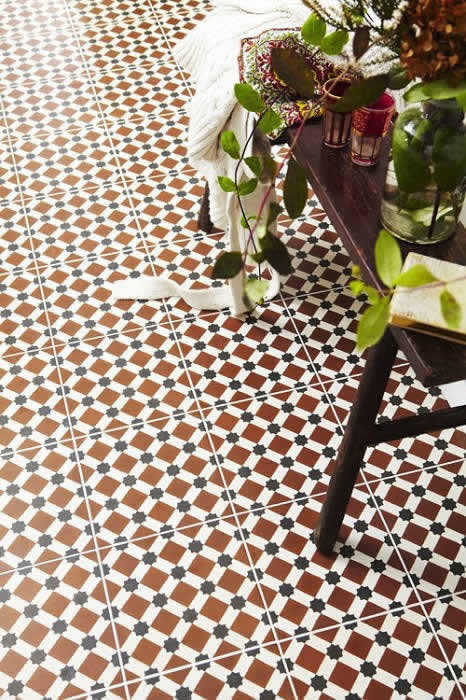Kitchen Tiles Sydney moroccan tiles sydney artisan vintage tiles black white handmade