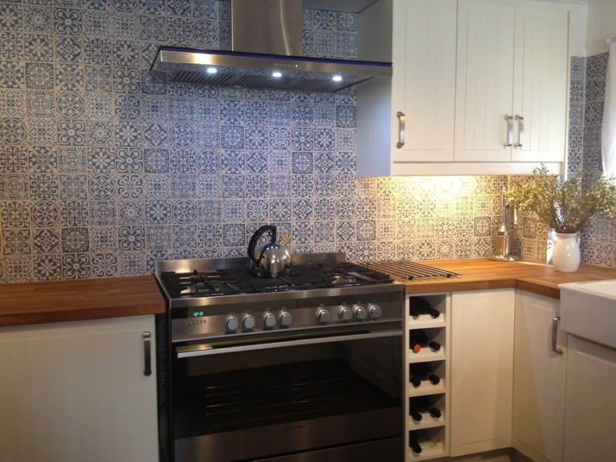 Kitchen Tile Sydney Patterned Wall Splashback Tiles Ideas