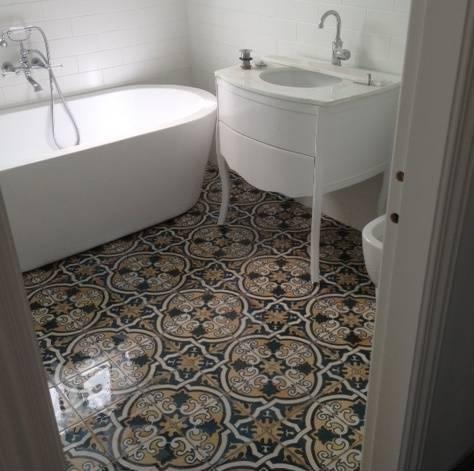 Hexagon Floor Tiles Brisbane Carpet Review